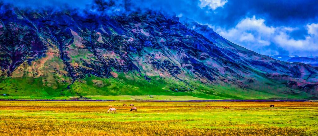冰岛风采,自然魅力_图1-30