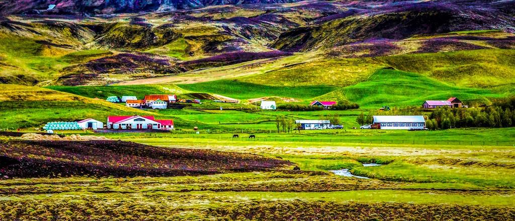 冰岛风采,自然魅力_图1-32