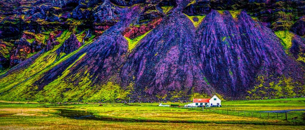 冰岛风采,自然魅力_图1-25