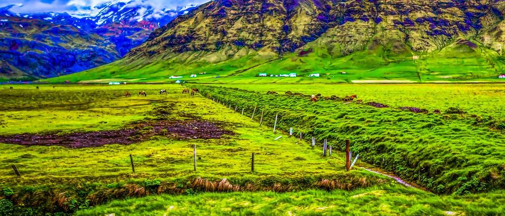 冰岛风采,自然魅力_图1-18
