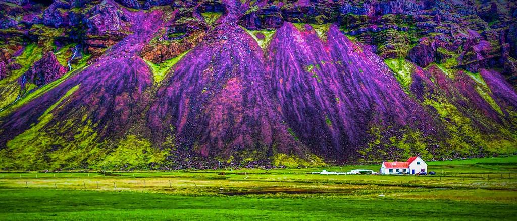 冰岛风采,自然魅力_图1-16