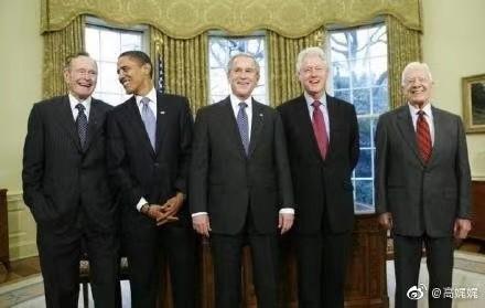 【高娓娓:美国总统退休后三大套路--出书、演讲、做顾问,特朗普:卸任不退休】 ..._图1-1