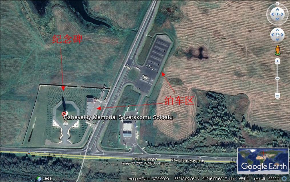 勒热夫战役纪念碑_图1-13