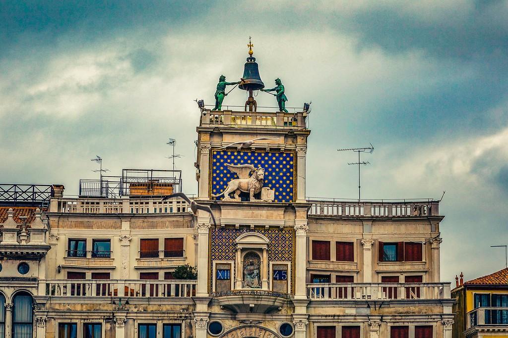 威尼斯圣马可大教堂(St Mark's Basilica), 精致杰作_图1-22