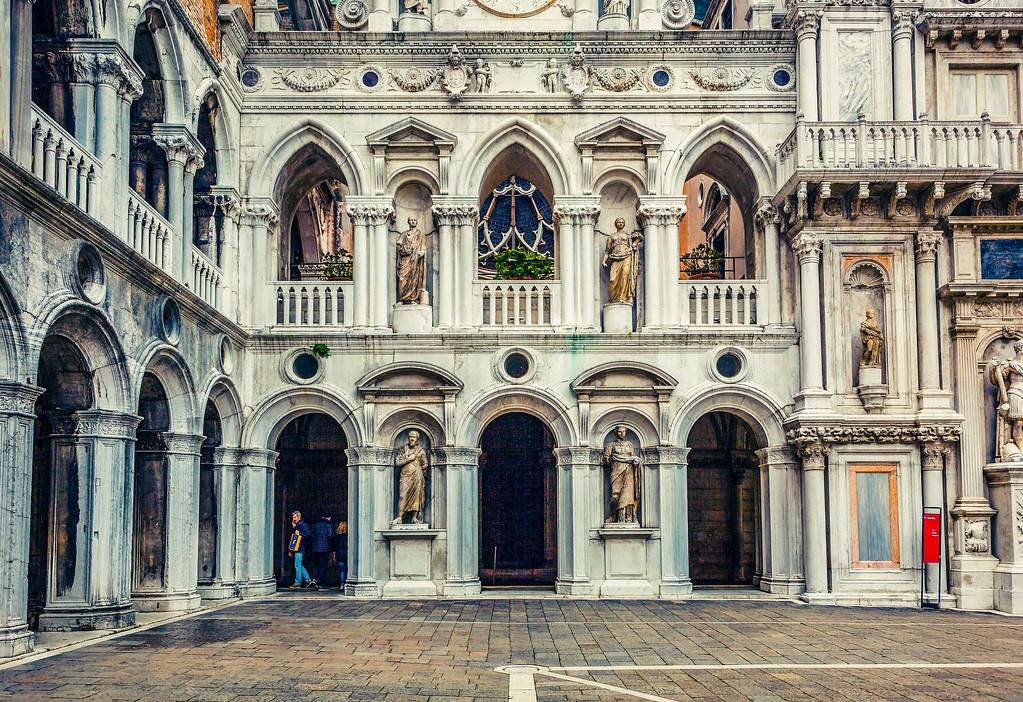 威尼斯圣马可大教堂(St Mark's Basilica), 精致杰作_图1-21