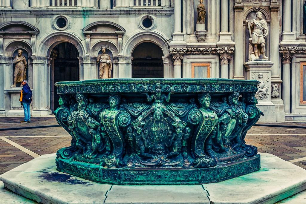 威尼斯圣马可大教堂(St Mark's Basilica), 精致杰作_图1-18