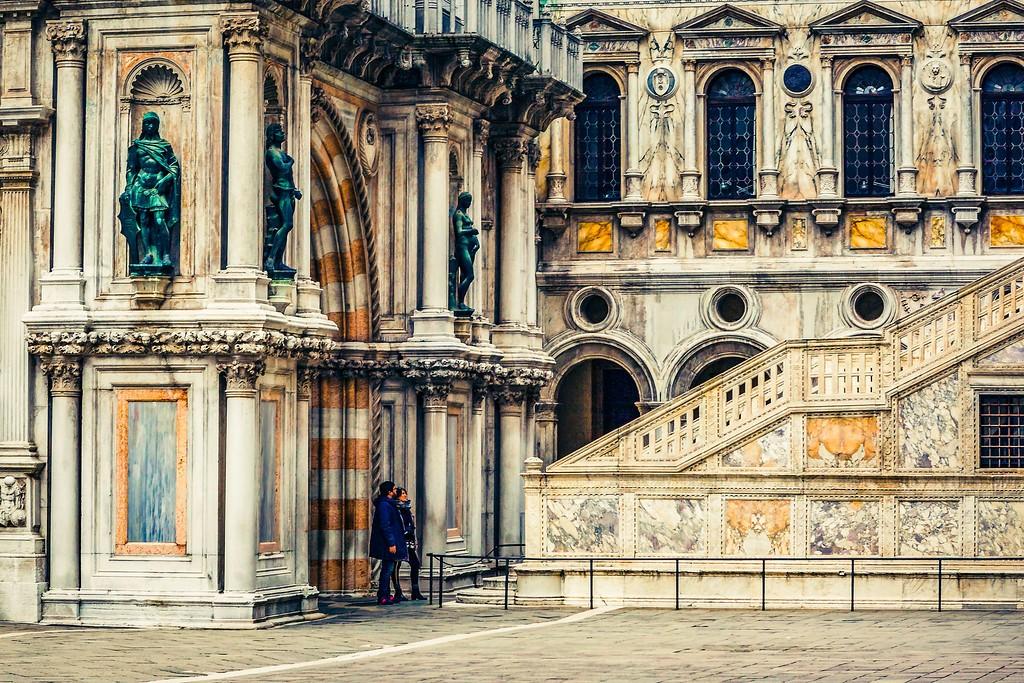 威尼斯圣马可大教堂(St Mark's Basilica), 精致杰作_图1-20