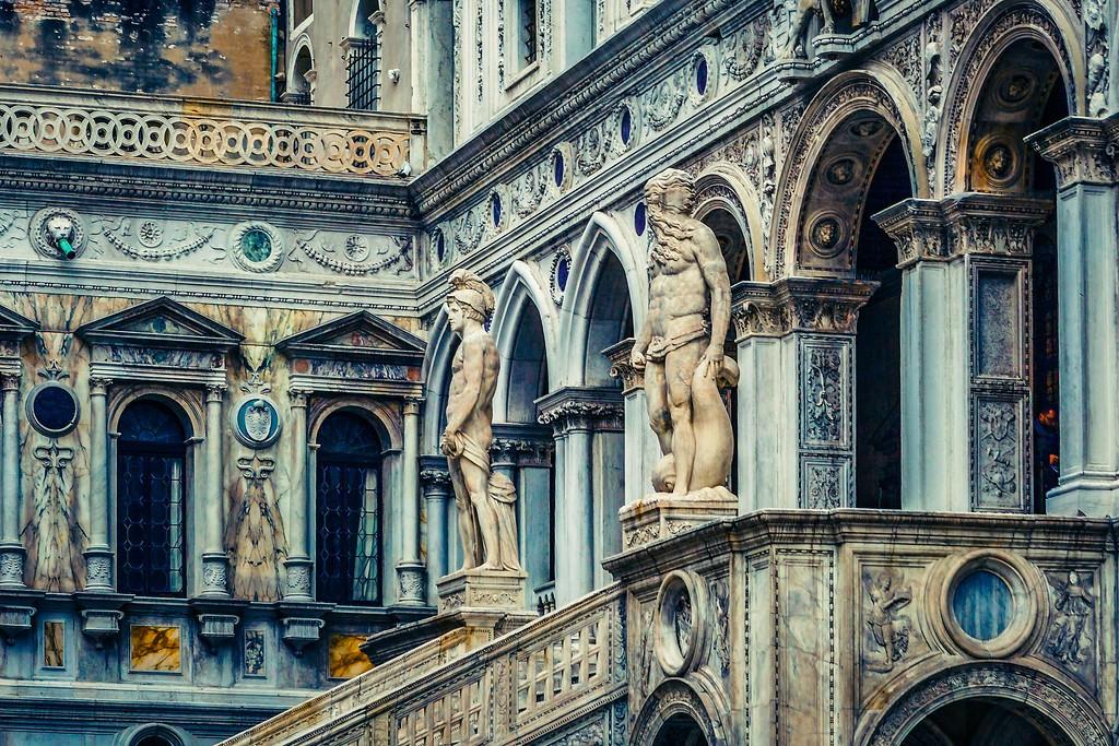 威尼斯圣马可大教堂(St Mark's Basilica), 精致杰作_图1-17