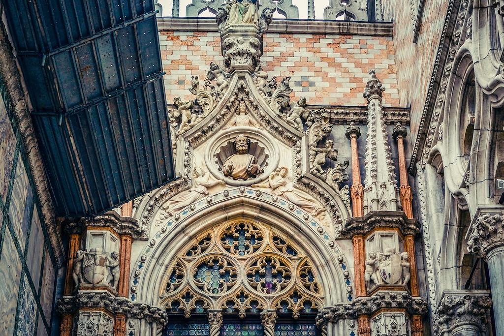威尼斯圣马可大教堂(St Mark's Basilica), 精致杰作_图1-16