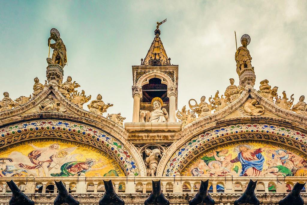 威尼斯圣马可大教堂(St Mark's Basilica), 精致杰作_图1-14