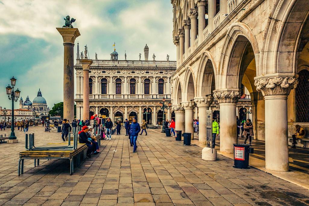 威尼斯圣马可大教堂(St Mark's Basilica), 精致杰作_图1-12