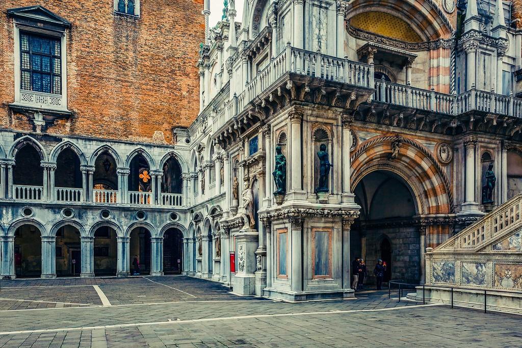 威尼斯圣马可大教堂(St Mark's Basilica), 精致杰作_图1-7