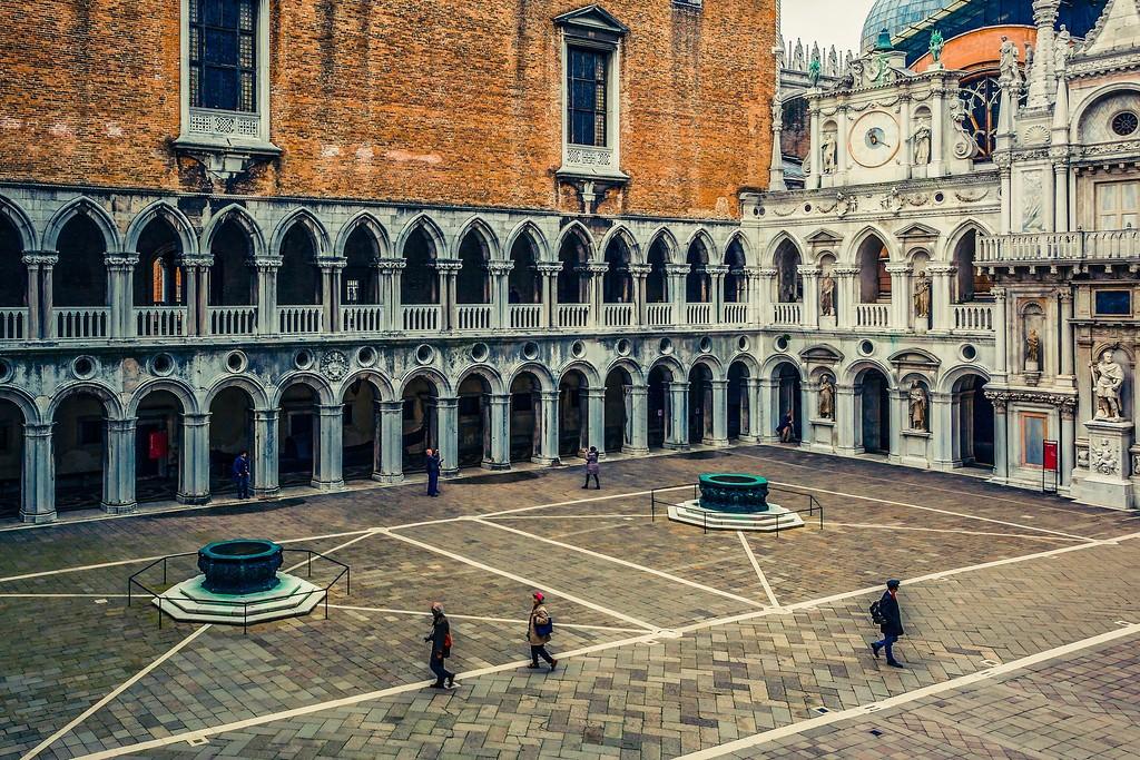 威尼斯圣马可大教堂(St Mark's Basilica), 精致杰作_图1-8