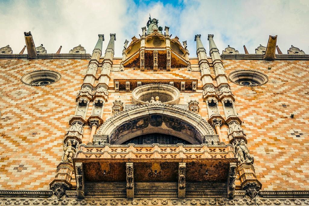 威尼斯圣马可大教堂(St Mark's Basilica), 精致杰作_图1-5