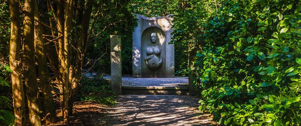 新泽西州雕塑公园(Grounds for scuplture),无声对话_图1-10
