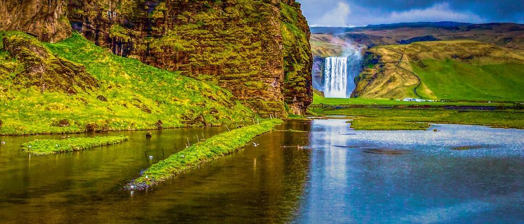 冰岛风采,风光无限_图1-10
