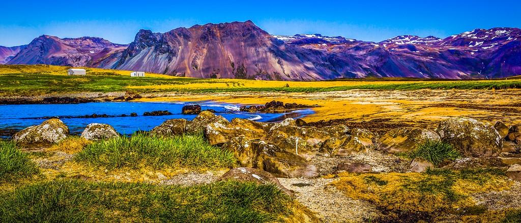 冰岛风采,风光无限_图1-1