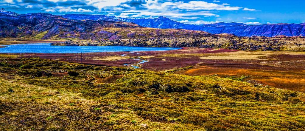 冰岛风采,风光无限_图1-3