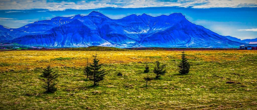 冰岛风采,风光无限_图1-2