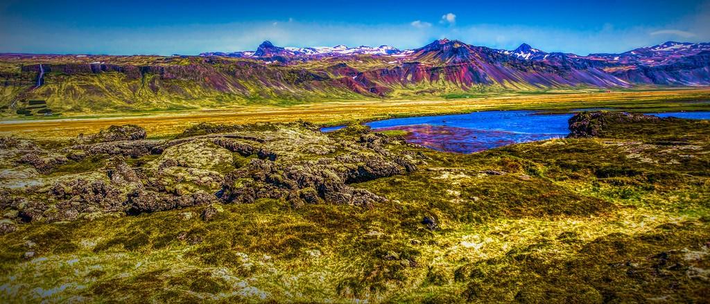 冰岛风采,风光无限_图1-4