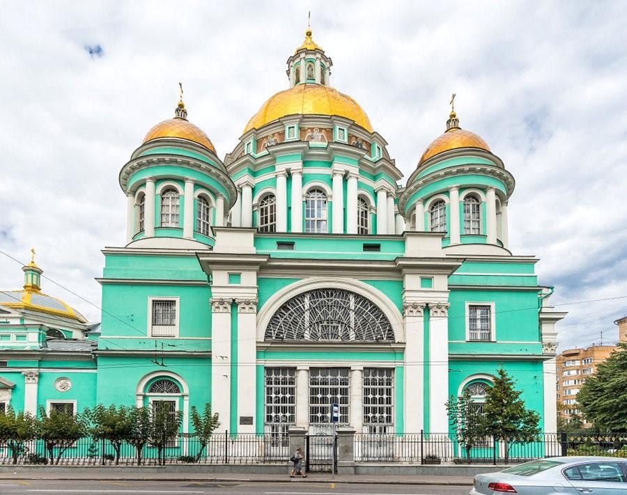 耶洛霍沃的顿悟大教堂_图1-1