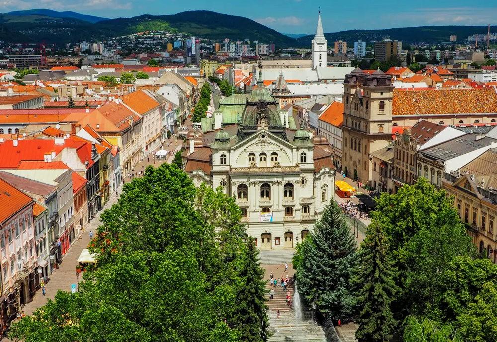 科希策-斯洛伐克的美丽一面_图1-2
