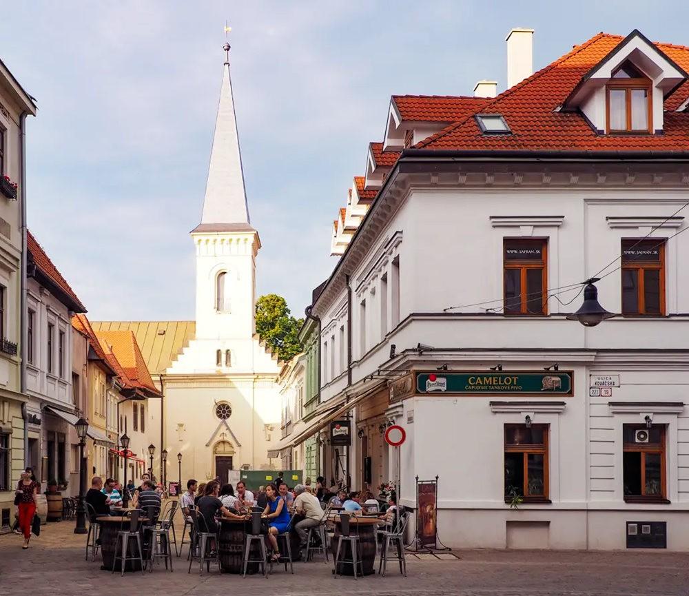 科希策-斯洛伐克的美丽一面_图1-4
