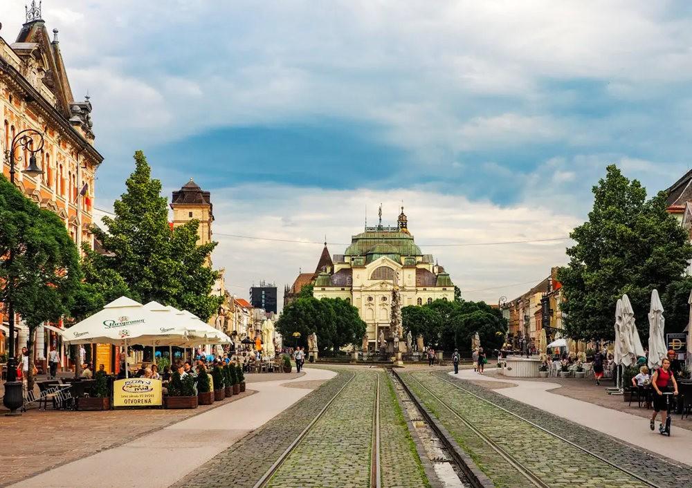 科希策-斯洛伐克的美丽一面_图1-5