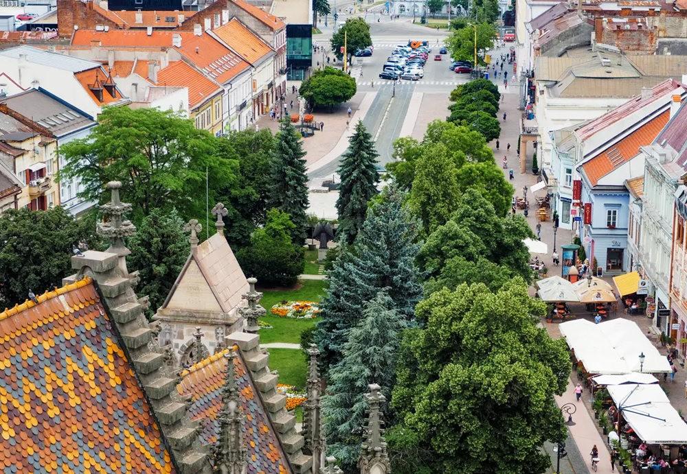 科希策-斯洛伐克的美丽一面_图1-6