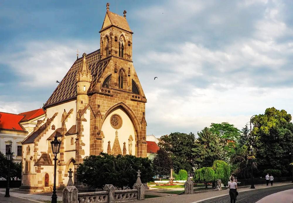 科希策-斯洛伐克的美丽一面_图1-7