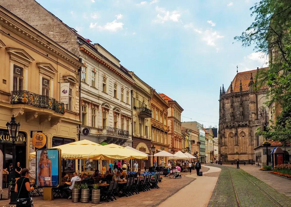 科希策-斯洛伐克的美丽一面_图1-8