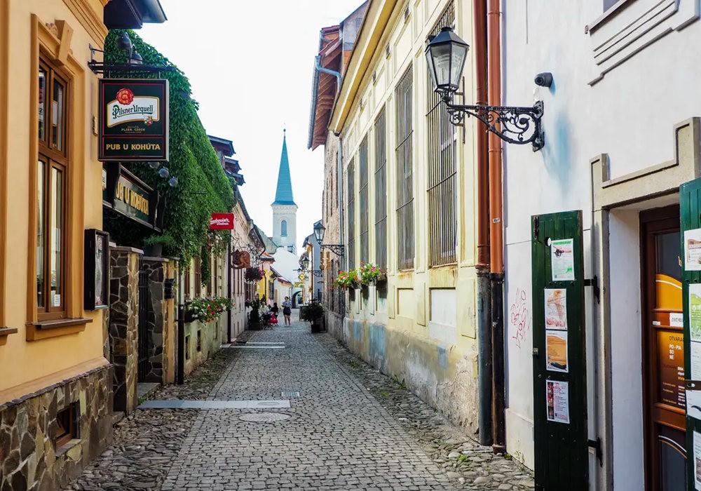 科希策-斯洛伐克的美丽一面_图1-10
