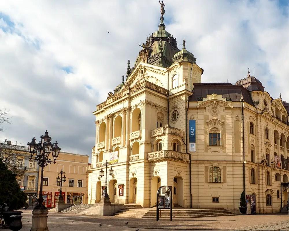 科希策-斯洛伐克的美丽一面_图1-18
