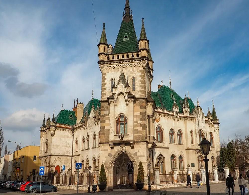 科希策-斯洛伐克的美丽一面_图1-23