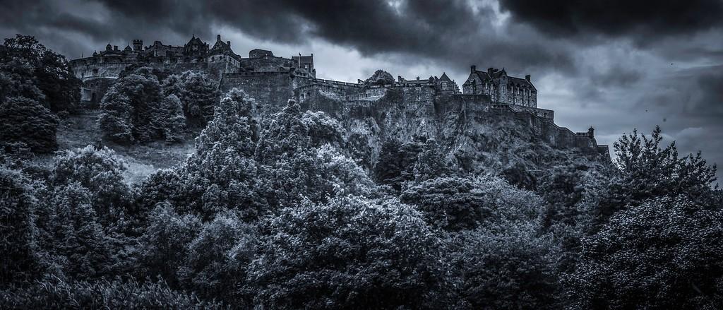 苏格兰爱丁堡城堡(Edinburgh Castle),山顶杰作_图1-5