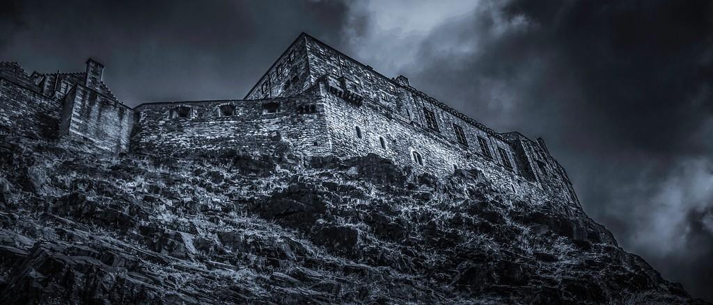 苏格兰爱丁堡城堡(Edinburgh Castle),山顶杰作_图1-7