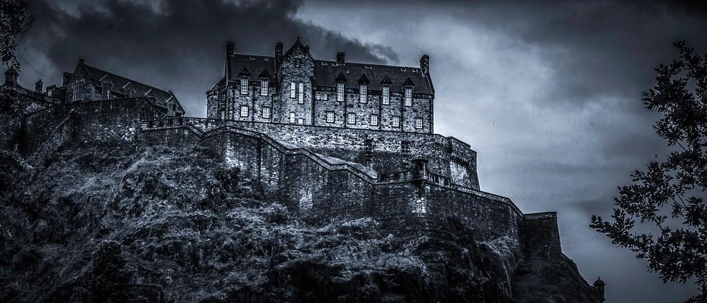 苏格兰爱丁堡城堡(Edinburgh Castle),山顶杰作_图1-8