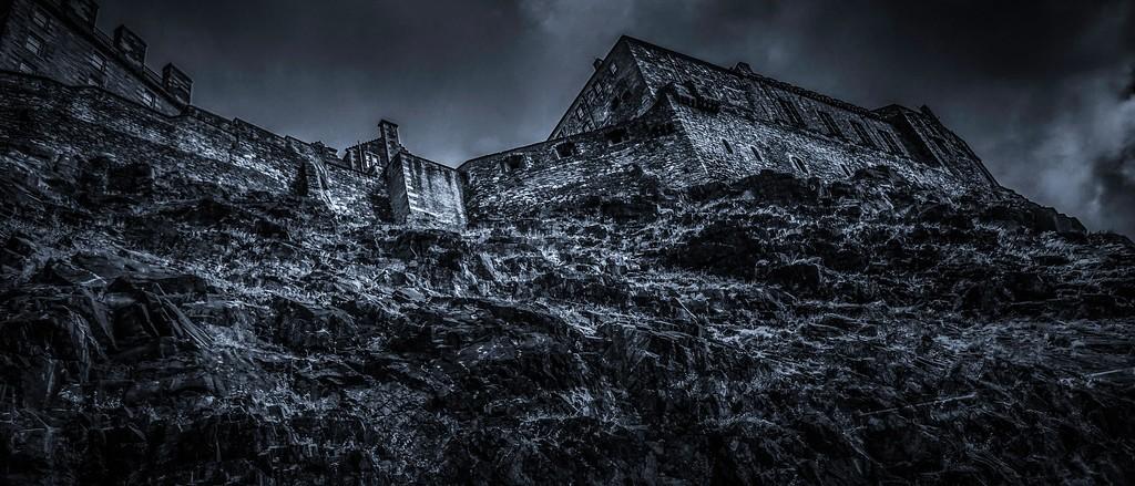 苏格兰爱丁堡城堡(Edinburgh Castle),山顶杰作_图1-4
