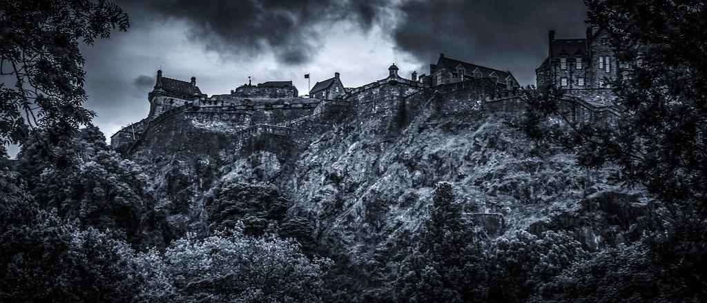 苏格兰爱丁堡城堡(Edinburgh Castle),山顶杰作_图1-9