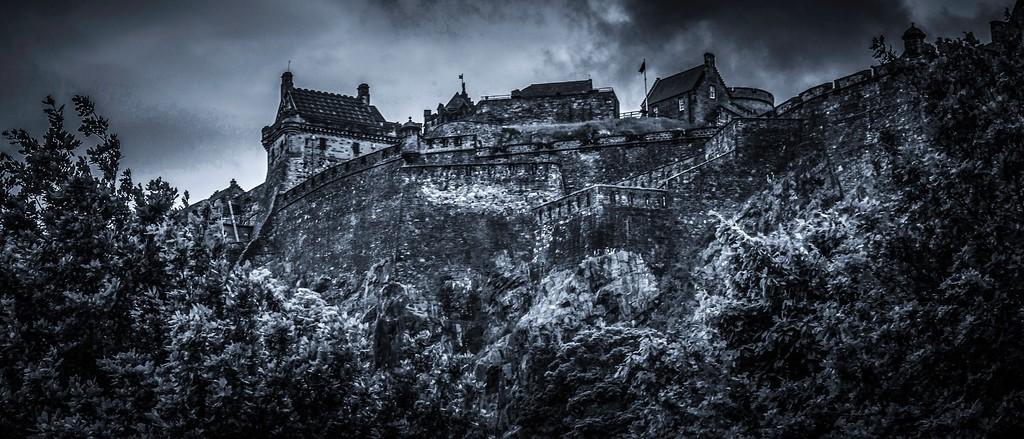 苏格兰爱丁堡城堡(Edinburgh Castle),山顶杰作_图1-10