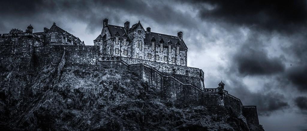 苏格兰爱丁堡城堡(Edinburgh Castle),山顶杰作_图1-11