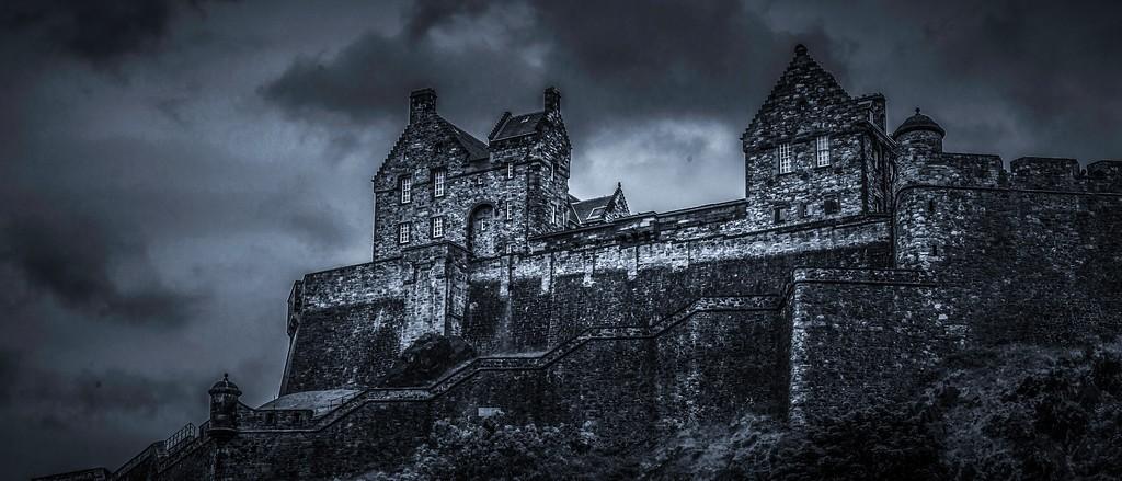 苏格兰爱丁堡城堡(Edinburgh Castle),山顶杰作_图1-12