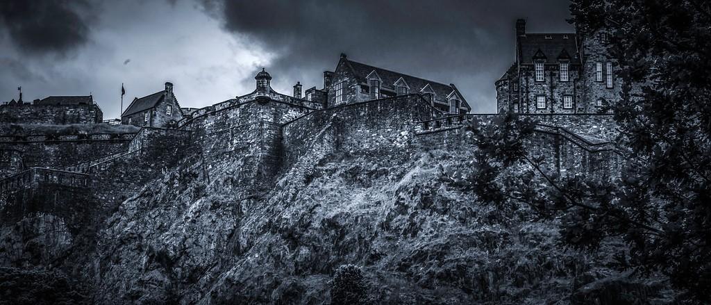 苏格兰爱丁堡城堡(Edinburgh Castle),山顶杰作_图1-16