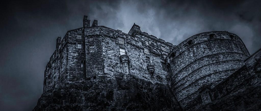 苏格兰爱丁堡城堡(Edinburgh Castle),山顶杰作_图1-15