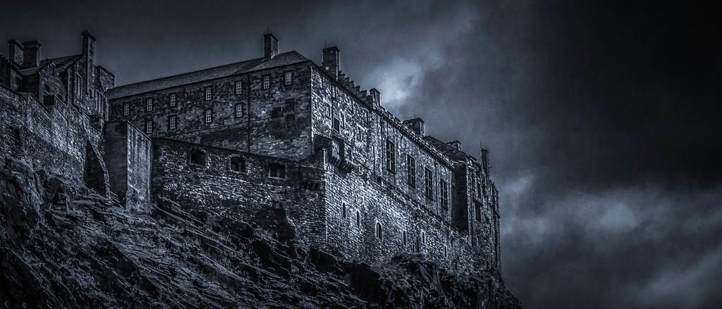 苏格兰爱丁堡城堡(Edinburgh Castle),山顶杰作_图1-14