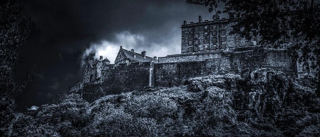 苏格兰爱丁堡城堡(Edinburgh Castle),山顶杰作_图1-13