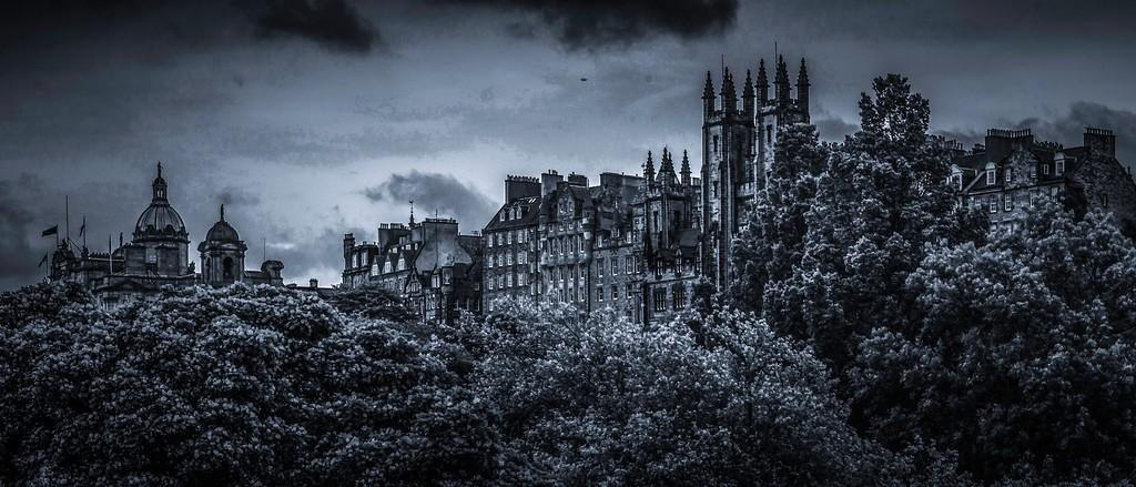 苏格兰爱丁堡城堡(Edinburgh Castle),山顶杰作_图1-17