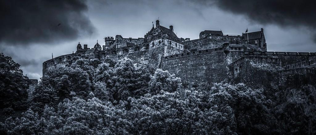 苏格兰爱丁堡城堡(Edinburgh Castle),山顶杰作_图1-22