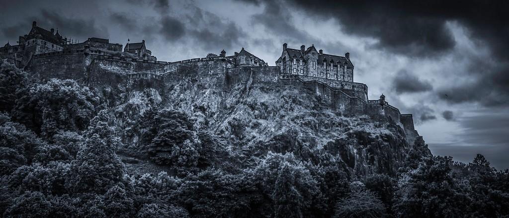 苏格兰爱丁堡城堡(Edinburgh Castle),山顶杰作_图1-24