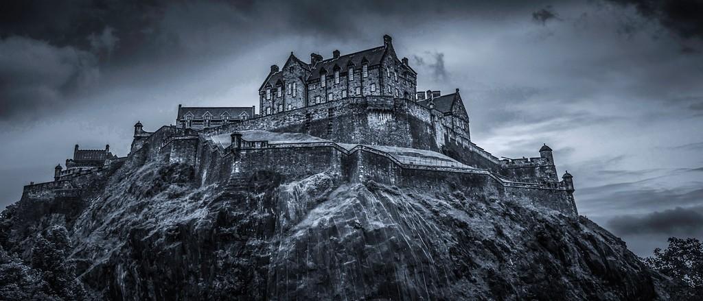 苏格兰爱丁堡城堡(Edinburgh Castle),山顶杰作_图1-19